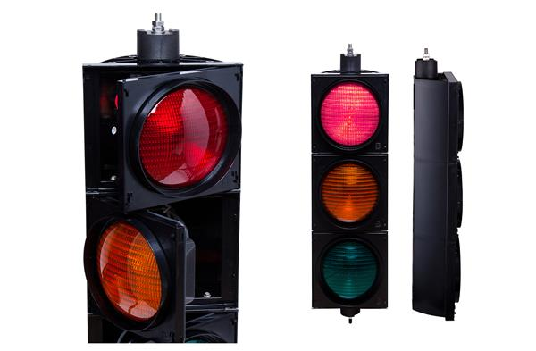 BRAUMS Traffic Signal Lanterns with hinged doors